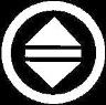 名渡山家紋章