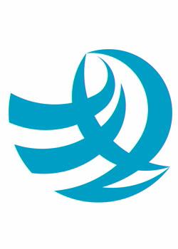 下関市章(鏡像2)