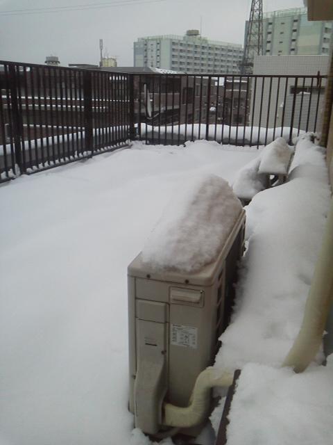 雪の空中庭園