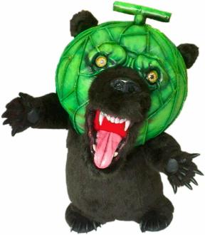 メロン熊 シンカ