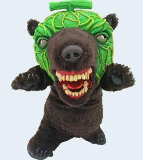 メロン熊 リアル
