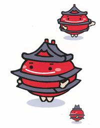 弘前城400年祭キャラ(K.M案)