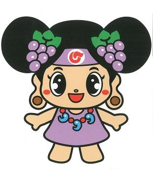 榛東村キャラクター候補 9番