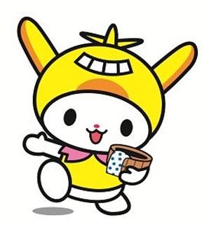 大田区PRキャラクター(最終版)