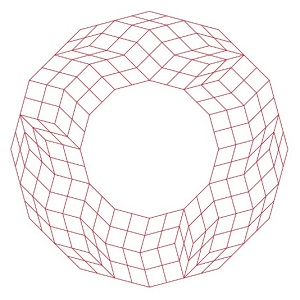 組市松紋解析4