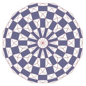 組市松紋解析6
