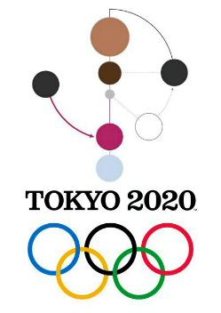自作東京五輪エンブレム(不透明資金)