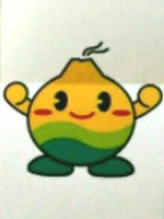 島原半島ジオパークキャラクター候補 6