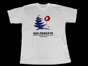 SAIL OSAKA '97 Tシャツ