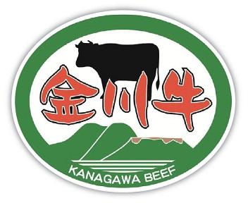 金川牛ロゴ