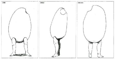 にいがた元気プロジェクトキャラ(関東案