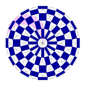 Tokorododecagonrhombusstructure